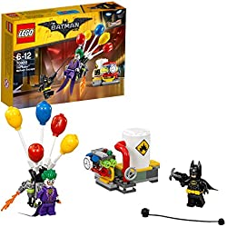 LEGO Batman Movie 70900 - Set Costruzioni The Joker: Fuga con i Palloni