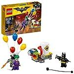 LEGO Batman Movie 70900 - Set Costruzioni The Joker: Fuga con i Palloni LEGO