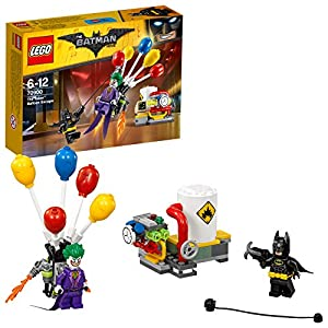 LEGO Movie Batman The Joker : Fuga con I Palloni Costruzioni Piccole Gioco Bambina, Multicolore, 70900 LEGO BATMAN MOVIE LEGO
