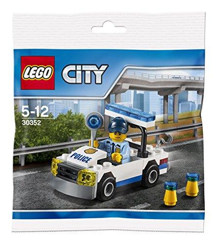 LEGO - 30352 - City - Jeux de construction - Voiture de Police