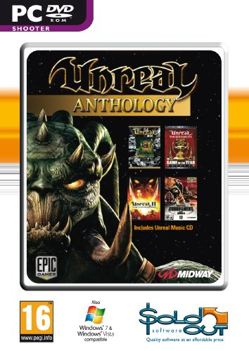 Unreal Anthology (PC) [UK IMPORT]