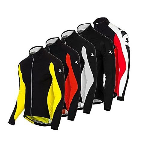 UGLYFROG 2017Warm with fleece Functional Autumn & Winter Radfahren Jersey Lange Ärmel for Men Element Mountainbike-Clothes