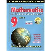 Mathematics for the International Student Year 9 IB MYP 4
