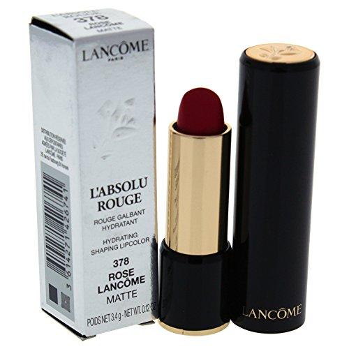 Lancome L'Absolu Rouge Matte 378 Rose LancÃme (Lancome Rouge)