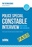 Police Special Constable Interview Questions and Answers: 1 (Testing Series) by Richard McMunn (17-Jan-2015) Paperback