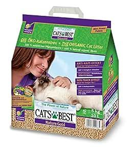Cat's Best 28429 Nature Gold Katzenstreu 10 Liter