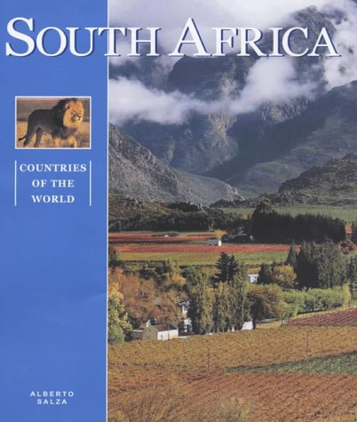 South Africa (Countries of the World) por Alberto Salza