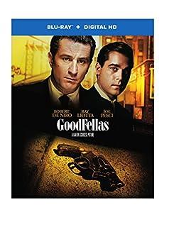 Goodfellas: 25th Anniversary [Blu-ray] [US Import] (B00SM3GSQC)   Amazon price tracker / tracking, Amazon price history charts, Amazon price watches, Amazon price drop alerts