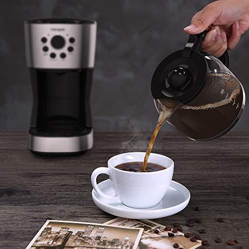 M/áquina de caf/é espresso port/átil mini m/áquina de c/ápsulas de caf/é para viajes de campamento cafetera el/éctrica completamente autom/ática blanca