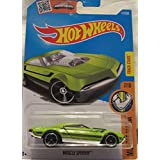 Muscle Speeder Hot Wheels 2016 Muscle Mania 1:64 Scale Collectible Die Cast Metal Toy Car Model #7/10 On International...