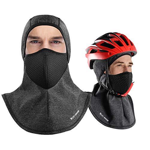 Winddichtes Balaclava-Fleece, volles Gesicht-Skimaske für Männer,...