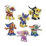 Paw Patrol - 6024030 - Pack de 6 Figurines avec ...