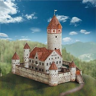 Aue-Verlag 29 x 19 x 24 cm Mockmuhl Castle Model Kit