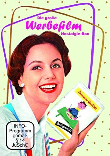 Die große Werbefilm Nostalgiebox [4 DVDs]