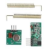 haljia 433MHz RF Transmitter Empfänger Modul Wireless Link Kit Set für Arduino Raspberry Pi