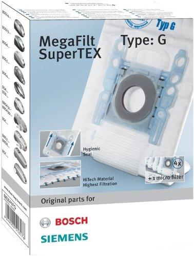 Bosch BBZ41FG Sacchetti per aspirapolvere 468383