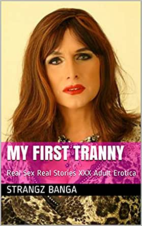 Tranny sex cum