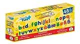 Toy Company 12977 - Magnetbuchstaben, klein, 48 Stück