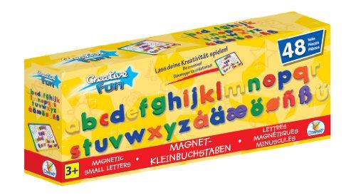 Imagen principal de Toy Company 12977 - Abecedario magnético (48 piezas)