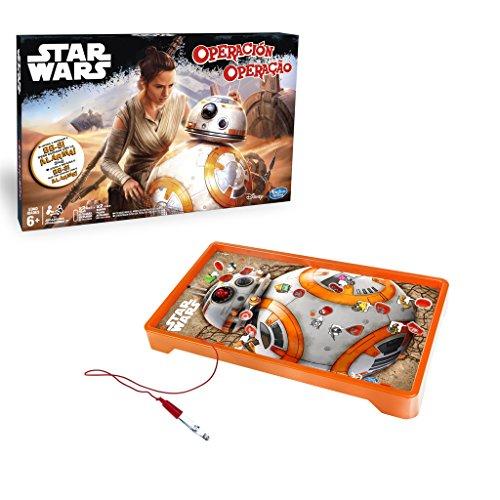 Comprar juego de mesa: Star Wars - Juego de Habilidad Operación (Hasbro)