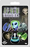 Hot Picks Alien Invasion Lot de 6 médiators