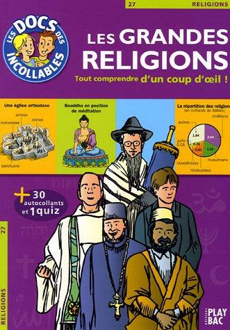 Les grandes religions (1Jeu)