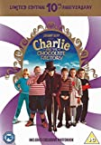 Charlie And the Chocolate Factory [DVD] [2015]