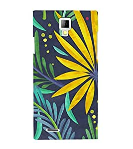 ifasho Designer Back Case Cover for Micromax Canvas Xpress A99 :: Micromax A99 Canvas Xpress (Tribal Design St Petersburg Africa Rampur)