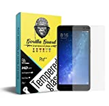 Gorilla Guard's Pro Series Tempered Glass for Xiaomi Mi Max 2 with HD+ Ultra Clear Edge to Edge 8H Hardness, UV Protect & Anti-Smudge Technology Tempered Glass Phone Protector (04-Mi-Max-2-pro)