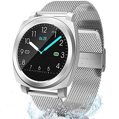 👍BANLVS Reloj Inteligente SmartWatch, deja que la tecnología y la salud te acompañen ! 👍    Gran Garantía de Smartwatch    Ofrecemos 24 meses de garantía de este reloj inteligente , si tiene la calidad de este smartwatch , póngase en contacto con no...