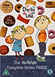 Charlie And Lola - The Absolutely Complete Series 3 Box Set [DVD]