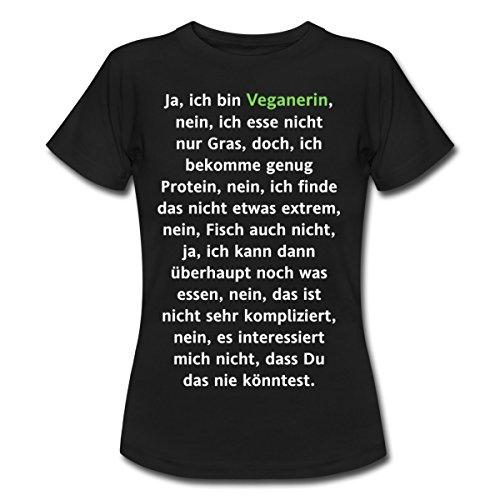 Veganerin Gras Protein Fisch