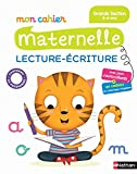 mon cahier maternelle lecture ?criture grande section