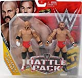 WWE BATTAGLIA CONFEZIONE SERIE 45 ACTION FIGURE - The Revival Scott Dawson & DASH WILDER