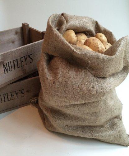Nutley 's 66x 116cm extra großer Hessischer Kartoffel und Gemüse Sack (Hessische Sack Kostüm)