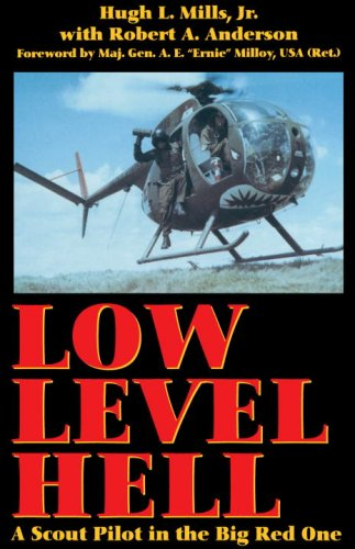 Low Level Hell: A Scout Pilot in the Big Red One (English Edition)