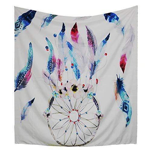 mmzki Ethnischen Stil Hause Tapisserie wandbehang wanddekoration Strandtuch Decke t 150 * 210