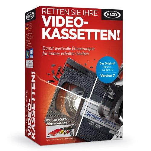MAGIX Retten Sie Ihre Videokassetten 7