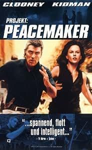 Projekt: Peacemaker [VHS]