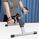 Mini-bike Heimtrainer Pedaltrainer Bewegungstrainer Bewegungstraining Fitnessgerät für Arme und Beine für Senioren und Kinder Vergleich