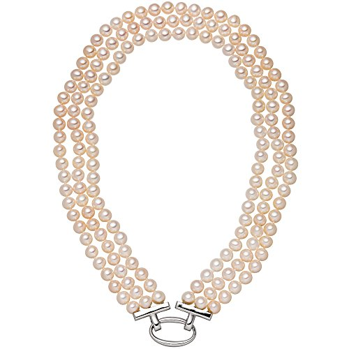 JOBO Perlenkette 10-reihig