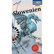 DuMont direkt Reiseführer Slowenien: Mit großem Faltplan