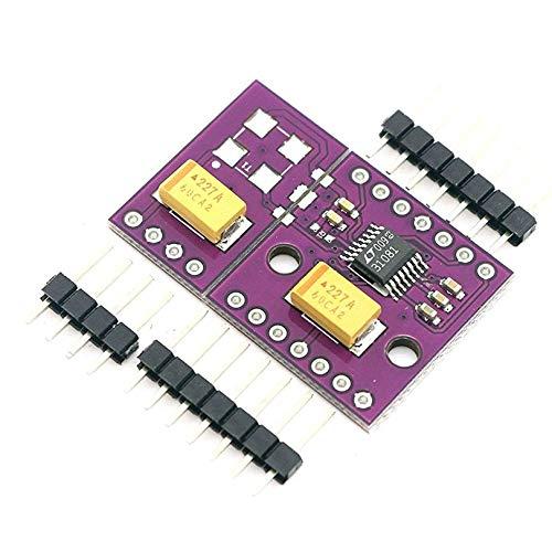 Appearandes CJMCU-3108 LTC3108-1 Ultra Low Voltage Boost Converter Power Breakout Module Power Manager Development Board
