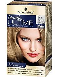 schwarzkopf blonde ultme avec coffret perles essence de couleur des cheveux pour un blond naturel n - Coloration Blond Perle