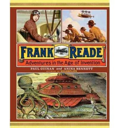 [(Frank Reade)] [ By (author) Paul Guinan ] [February, 2012]