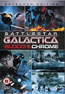 Battlestar Galactica: Blood and Chrome [Exclusive to Amazon.co.uk] [DVD] [2012] (B006ZL2T5M) | Amazon price tracker / tracking, Amazon price history charts, Amazon price watches, Amazon price drop alerts