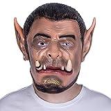 LXIANGP Campana de látex Mascarada de Halloween máscara de Terror máscara de Personaje de película