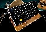 Urcover Original Akira Deluxe Edition Sony Xperia Z3 ECHT Leder Handyhülle [Hand Made] feines Rindsleder Schutzhülle Wallet Handytasche Luxus Edition mit Kartenfach Braun