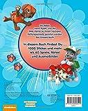 Image de Nickelodeon Paw Patrol - 1.000 Sticker: Mehr als 60 Spiele & Rätsel