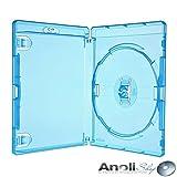 Amaray Blu Ray Hülle 15 mm für 1 Disc Originalhüllen 6 Hüllen